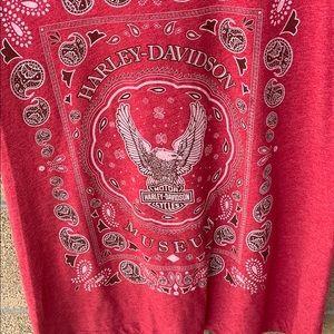 Harley-Davidson Tops - Harley Davidson Museum Milwaukee WI tee shirt XL